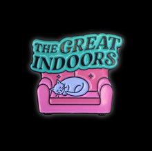 The great Indoors pin from @nosleepnever and me, @pinlord