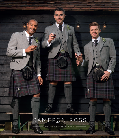 Highland Dress Hire Collection