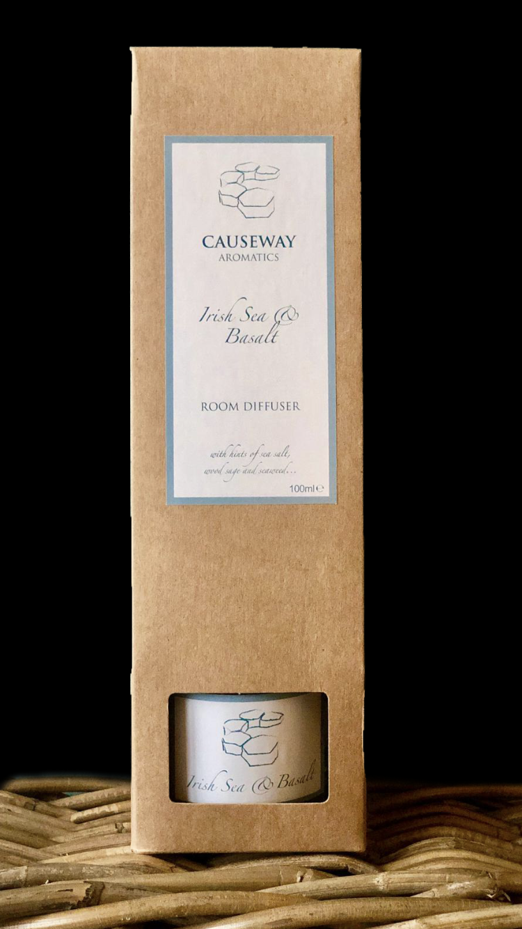 Irish Sea & Basalt Room Diffuser