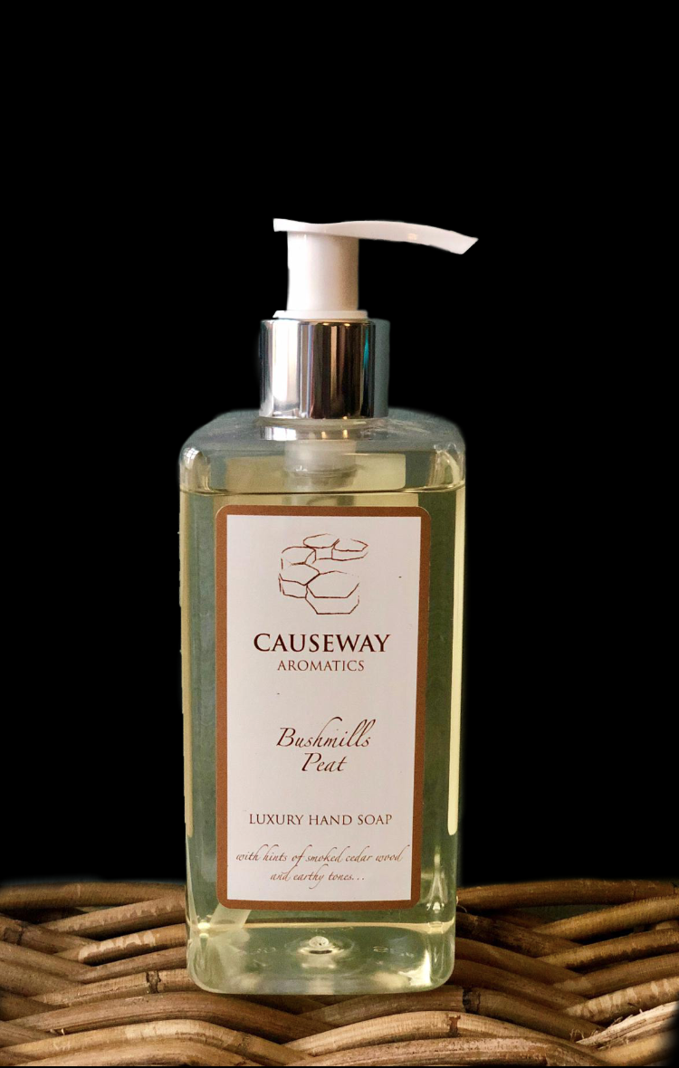 Bushmills Peat Luxury Hand Wash