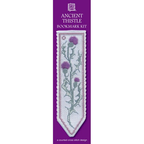 Ancient Thistle Bookmark Kit