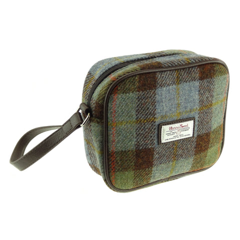 MacLeod Tartan Harris Tweed Mini Handbag
