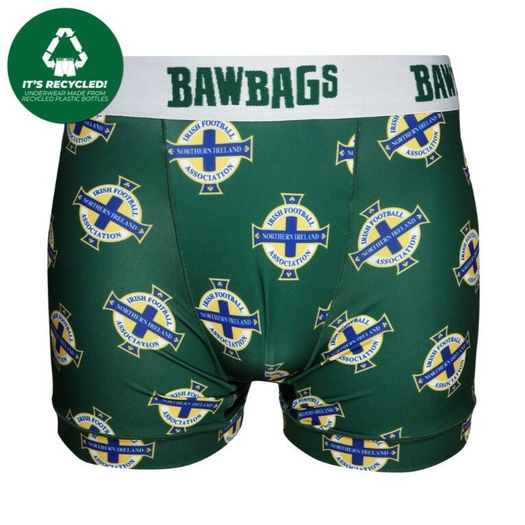 Northern Ireland Boxer Shorts