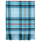 Diana, Princess of Wales Memorial Tartan Lambswool Blanket