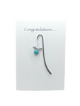 Congratulations Card with Angel Bookmark