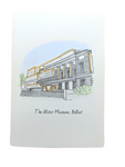 Ulster Museum Greetings Card