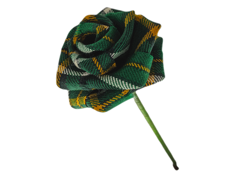 Irish National Tartan Rose