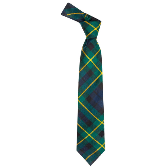 Campbell of Breadalbane Tartan Tie