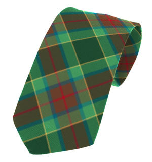 County Waterford Tartan Tie