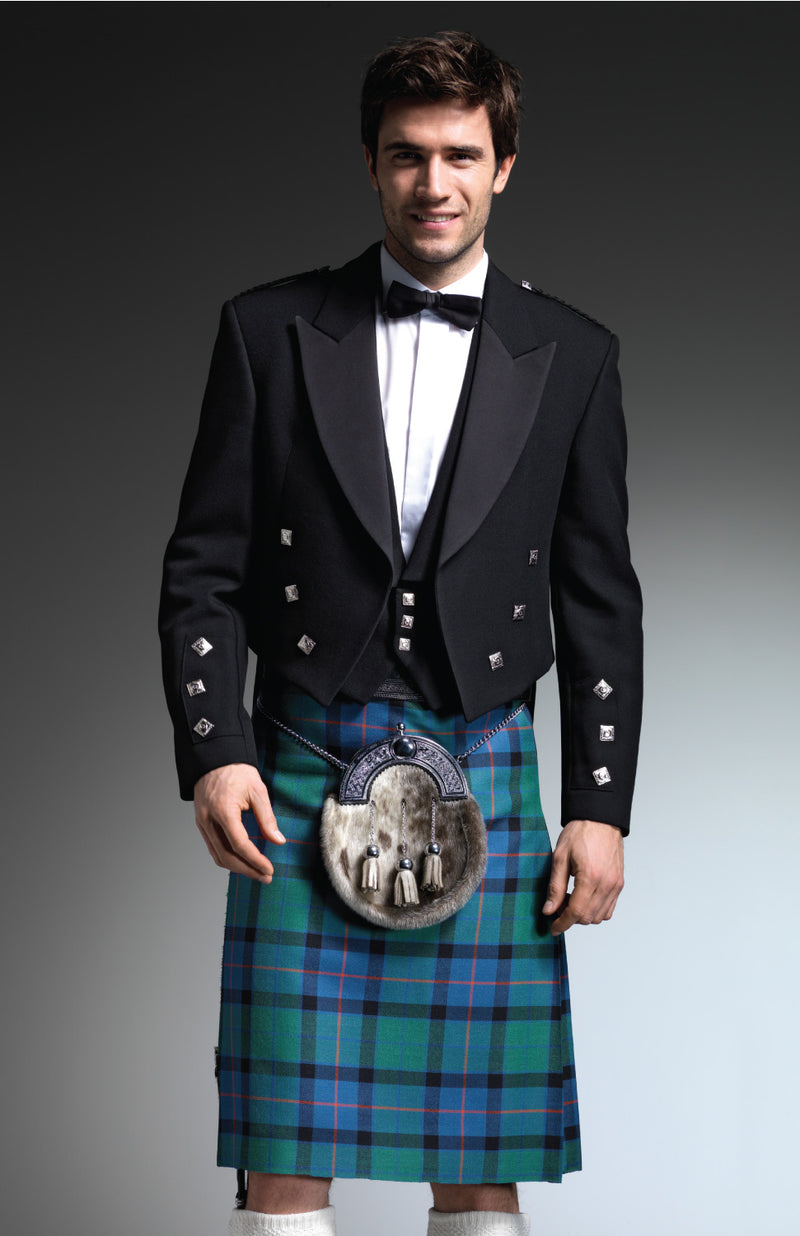 Flower of Scotland Kilt Hire Package