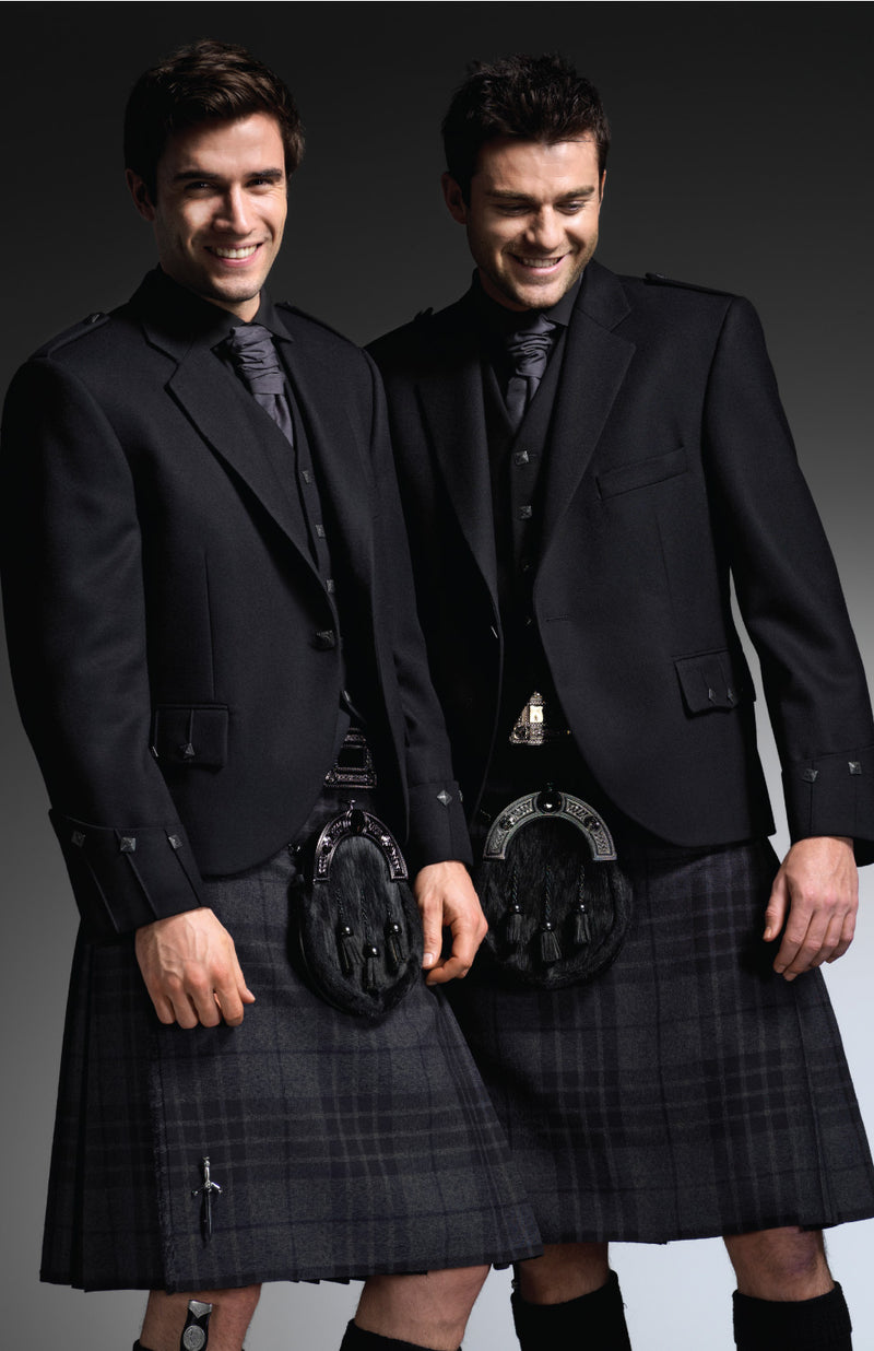 Grey Spirit Kilt Hire Package