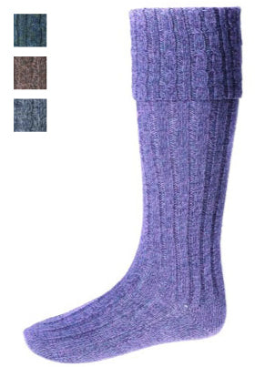 Hebridean Kilt Socks (4 Colours)