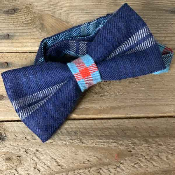 Help for Heroes Tartan Bow Tie