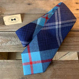 Help for Heroes Tartan Tie made by Belfast Bow Company
