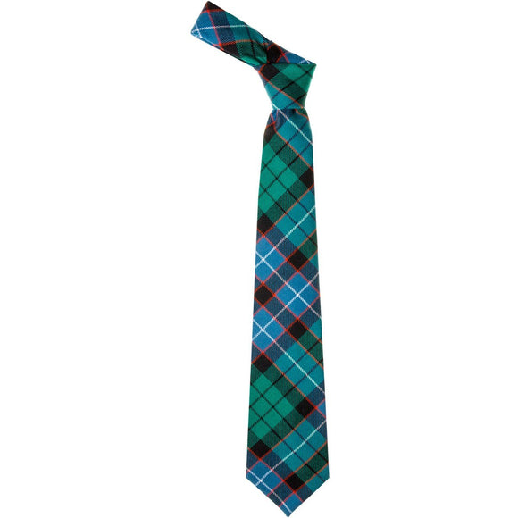 Hunter Ancient Tartan Tie