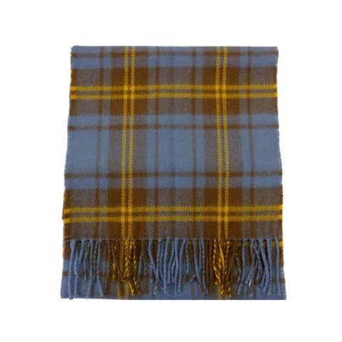 County Sligo Tartan Lambswool Scarf