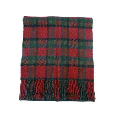 County Tipperary Tartan Lambswool Scarf