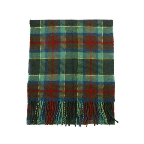 County Waterford Tartan Lambswool Scarf