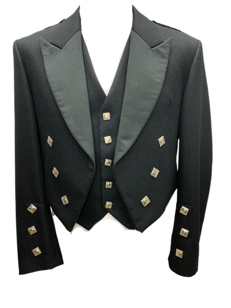 5 Button Prince Charlie Waistcoat