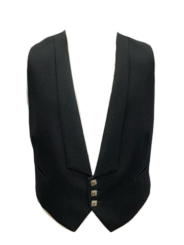 3 Button Prince Charlie Waistcoat