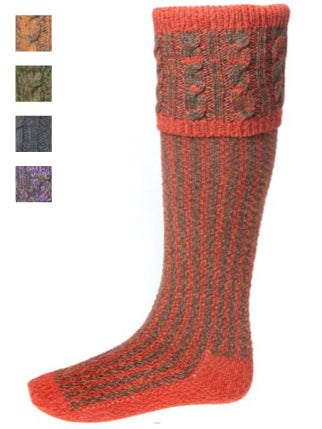 Reiver Kilt Socks (5 Colours)