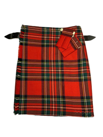 Child's Royal Stewart Kilt (24x17)