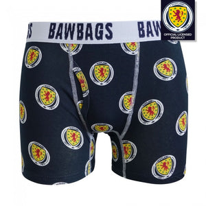 Scotland National Team - Badge Boxer Shorts