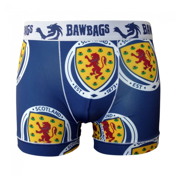 Scotland National Team Boxer Shorts