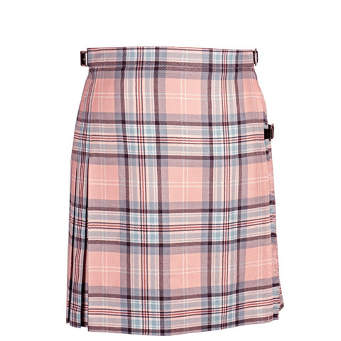 Diana, Princess of Wales Memorial Rose Ladies Tartan Mini Skirt