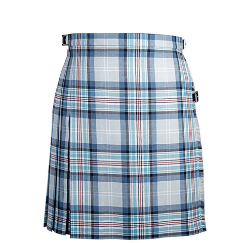 Diana, Princess of Wales Memorial Ladies Tartan Mini Skirt