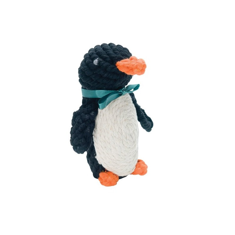 Penguin Rope Dog Toy