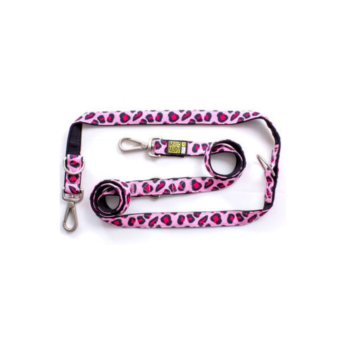 """Leopard"" Multi Function Leash"