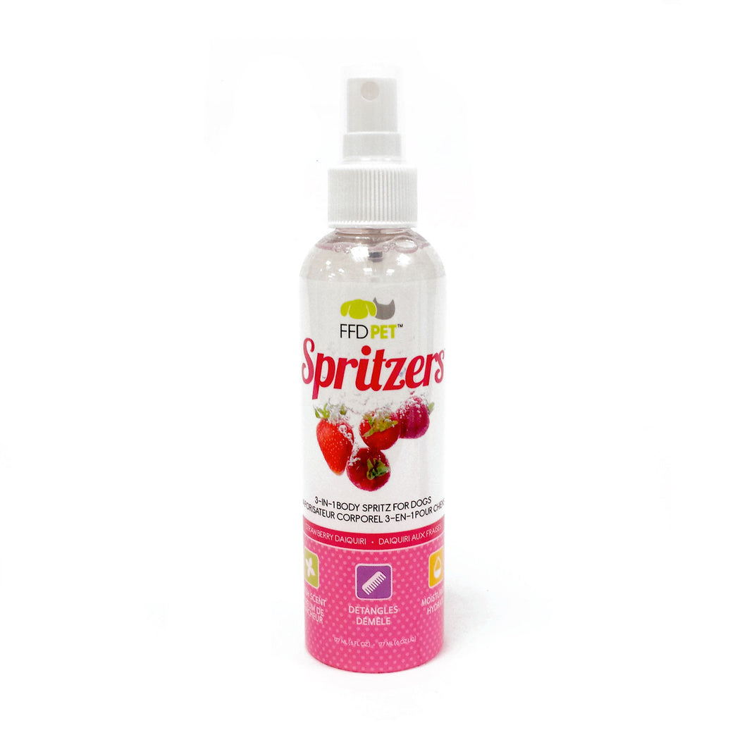 Spritzers™ - 3-in-1 Body Spray for Dogs
