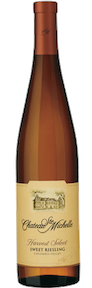 Chateau Ste Michelle Harvest Select Riesling 2014