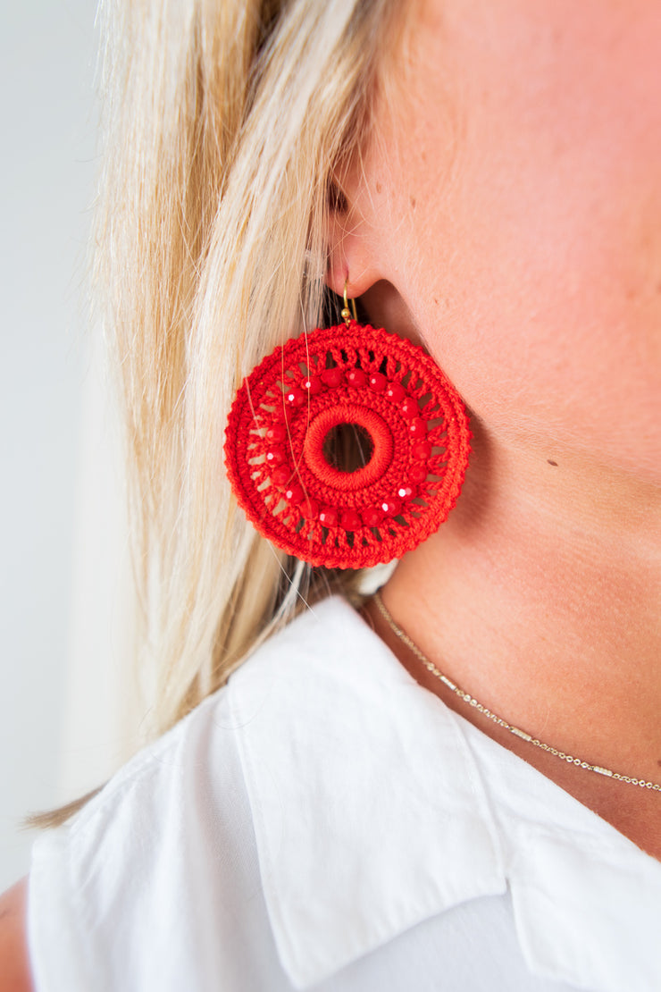 Emma Earrings - The Willow Tree Boutique