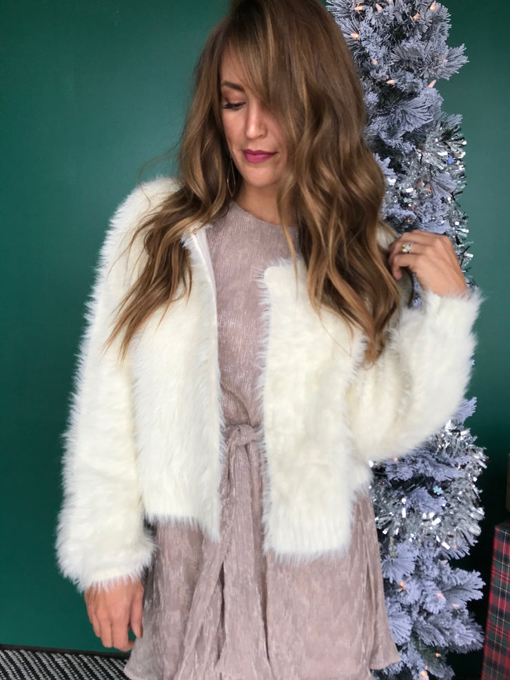 Into the Fur Jacket