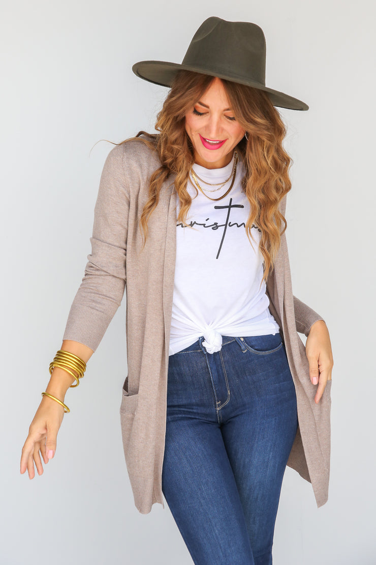 The Perfect Cardigan - FINAL SALE