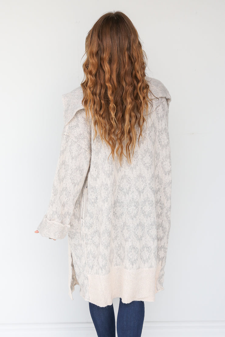 Like A Diamond Sweater Coat | Free People - FINAL SALE