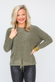 Cozychic Slouchy Pullover | Barefoot Dreams