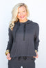 Sonya Whisper Jersey Hoodie | Z Supply