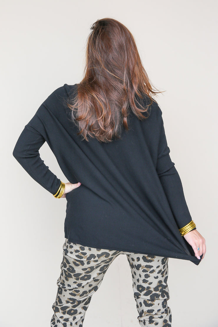 All Inclusive Sweater Top - FINAL SALE