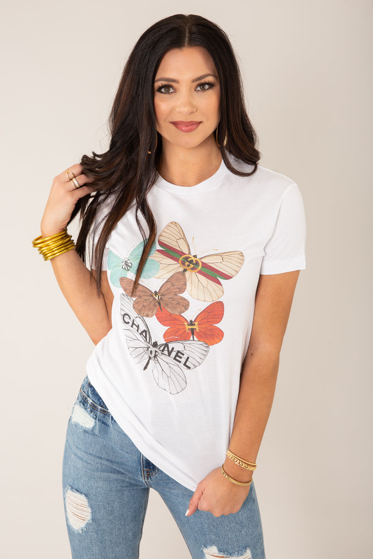 Oh So Couture Graphic Tee