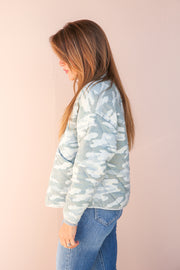 Maya Camo Jacket | Z Supply