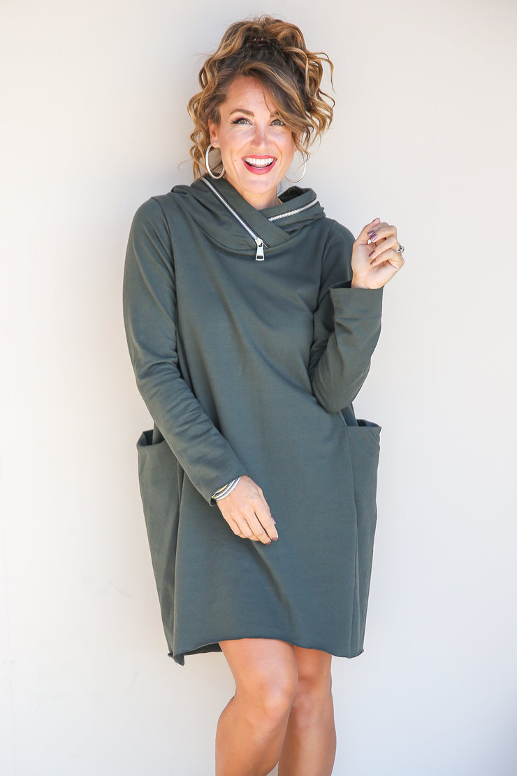 Brinkley Tunic Dress