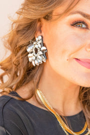 Bling Bling Sequin & Bead Earring - FINAL SALE
