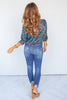 The Madison High Rise Skinny Jean