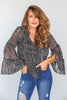 Madison Bell Sleeve Top