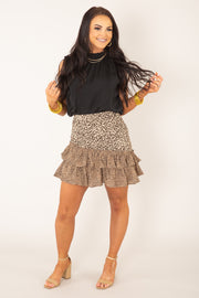 Mover And Shaker Skirt - FINAL SALE