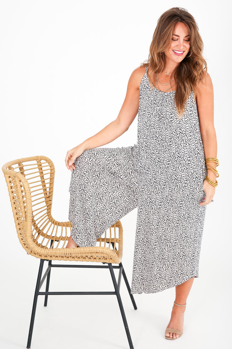 Mini Leopard Jumpsuit | Z Supply