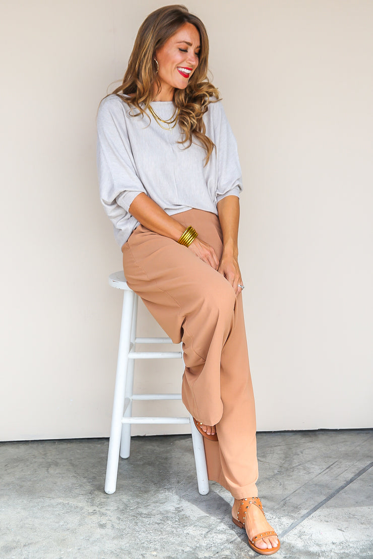 Wildly Yours Wide Leg Pant